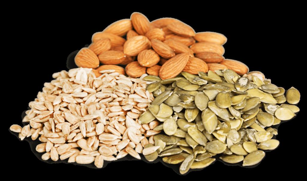nuts and seeds paleoedge