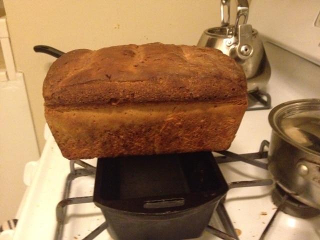 How to Make Ancient Einkorn Sourdough Bread