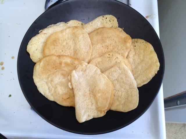 How to Make Einkorn Sourdough Pancakes