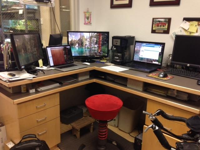 paul's standing desk