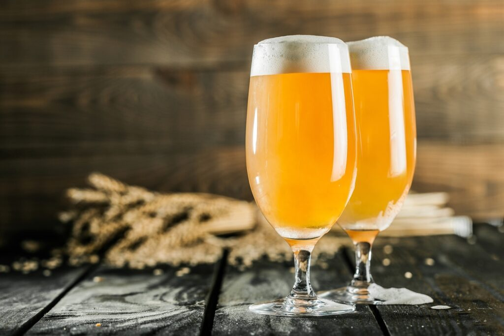 the healthiest beers of the world
