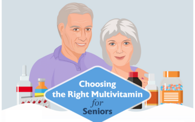 choosing the right multivitamin for seniors